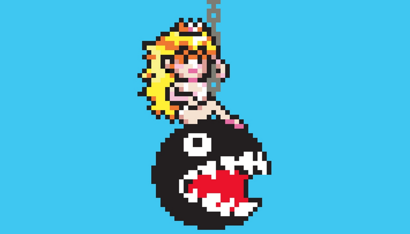 Illustration for article titled Princess Peach Swings In Like A Wrecking Ball