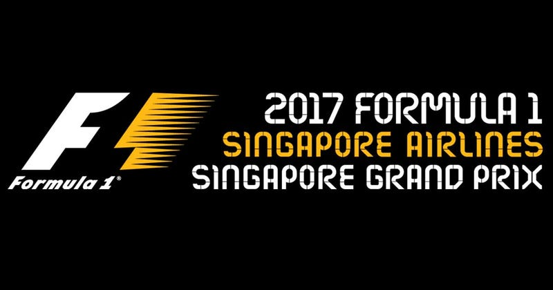 Illustration for article titled Singapore F1 GP - what a start!! (edited)