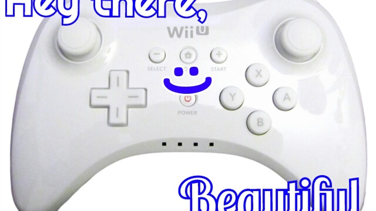 In Defense of the Wii U Pro Controller