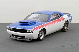 Illustration for article titled Dodge Challenger Super Stock Racer On Sale In March