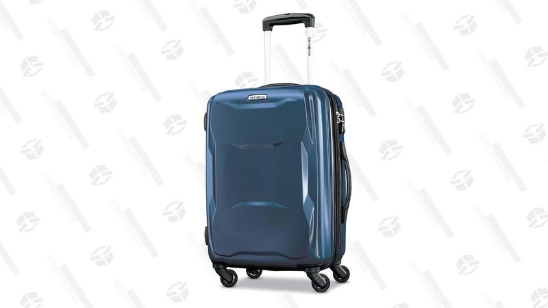 Samsonite Pivot Spinner Luggage | $60 | Amazon | Multiple colors