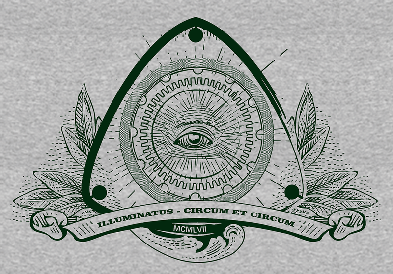 Illustration for article titled Illuminati comes out on Blipshift