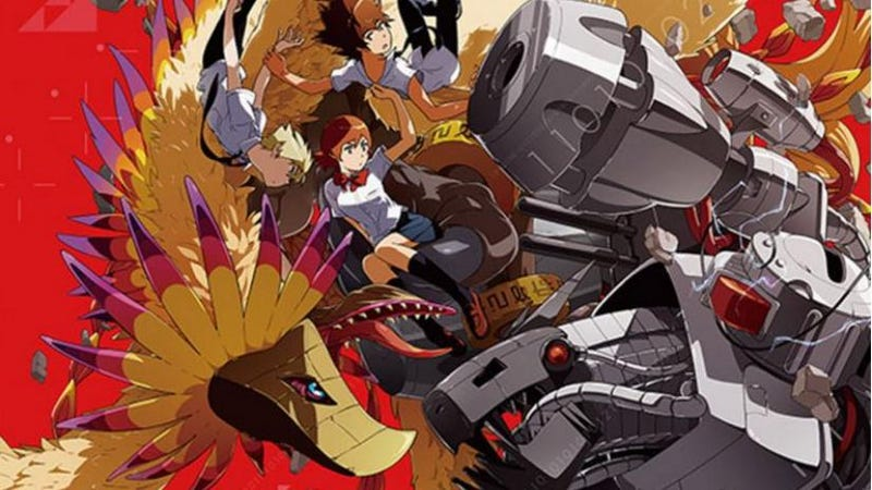 Illustration for article titled Enjoy the new trailer of Digimon Adventure -Tri.- Loss