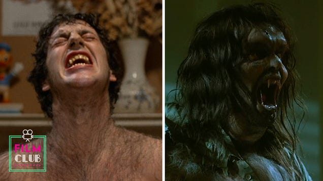 What's the better werewolf movie, The Howling or An American Werewolf in London?