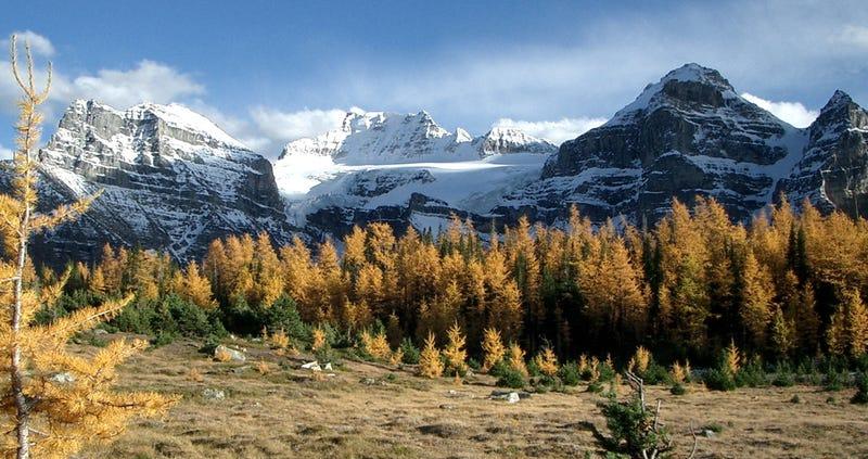 Las Montañas Rocosas. Imagen: Wikimedia Commons