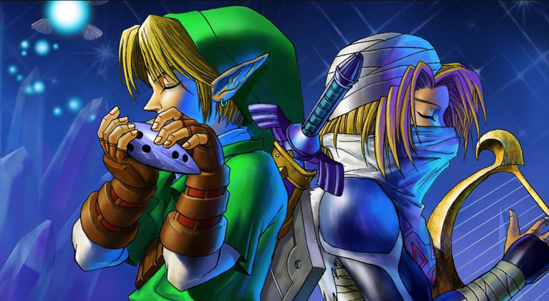 Illustration for article titled Four-Year Effort To Beat Ocarina Of Time In Under 17 Minutes Finally Succeeds
