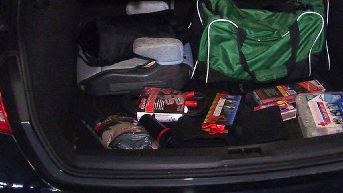 30 essential things you should keep in your car