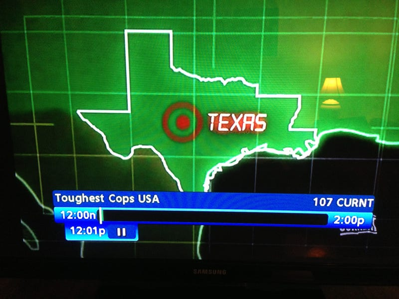 Illustration for article titled Breaking News: Texas has absorbed Louisiana.