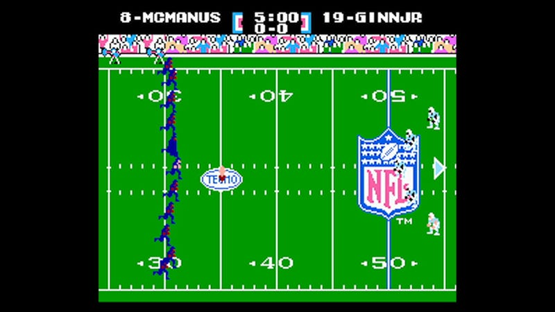 Illustration for article titled We're Simulating Tonight's Panthers-Broncos Game In Tecmo Super Bowl With Updated Rosters