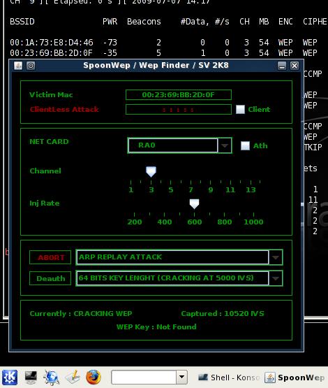 Torrent Backtrack 3 Finalistas - pasttrain