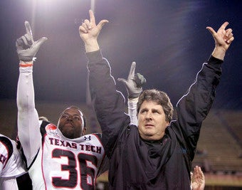 Illustration for article titled Mike Leach May Have Strong-Arm Negotiated Himself Right Out Of A Job