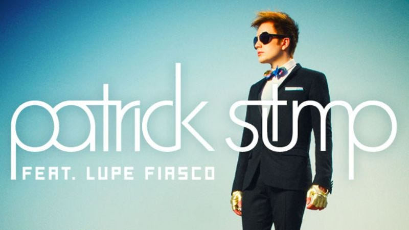 Illustration for article titled Hear Patrick Stump's new single with Lupe Fiasco