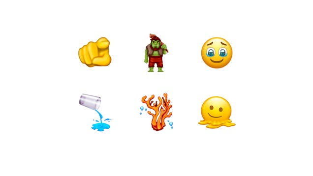 The Best New Emoji Maybe Ever Just Got Approved (Along With 36 Others)