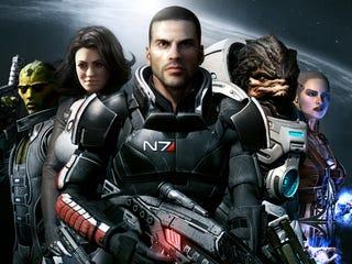 Illustration for article titled Mass Effect 2 - Fight for the Lost