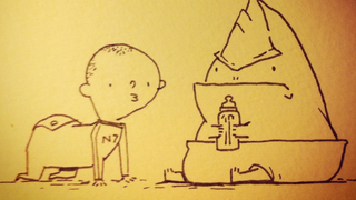 Illustration for article titled Mass Effect Babies Present Adorable Dialogue Choices