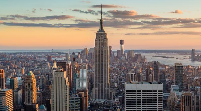 Illustration for article titled Esta mujer sobrevivió a un salto desde la planta 86 del Empire State gracias a un factor inesperado: el viento