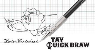 Illustration for article titled Sunday Quick-Draw: Winter Wonderlands
