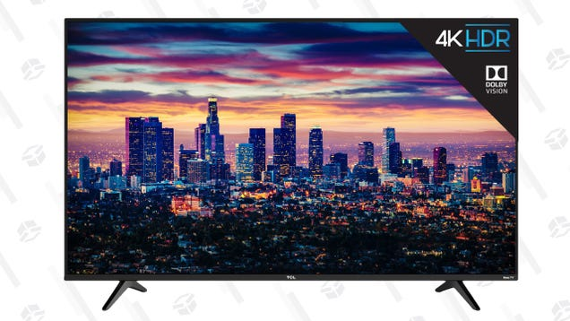 TCL s Stunning 6 Series TVs Just Went On Sale For Your Weekly Game of Thrones Date