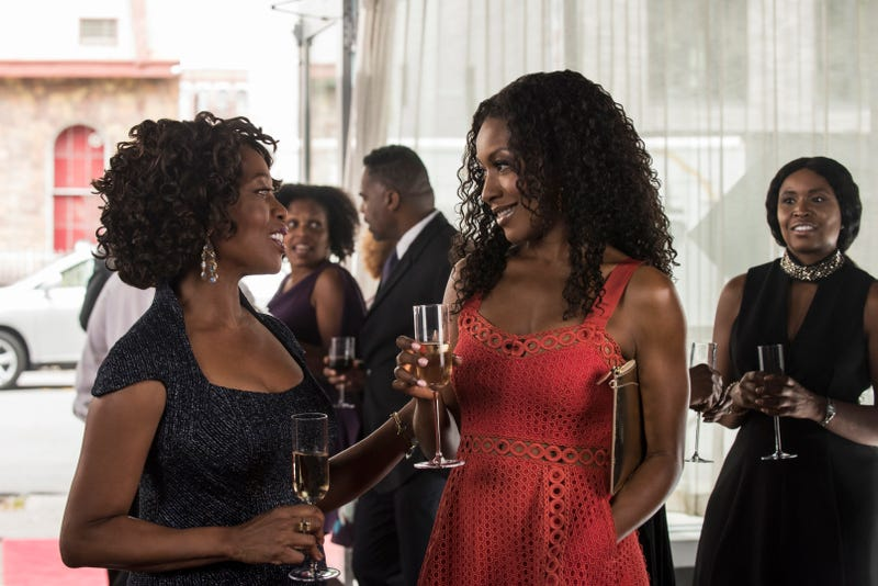 Mother-daughter bonding between Mariah (Alfre Woodard) and Tilda (Gabrielle Dennis).