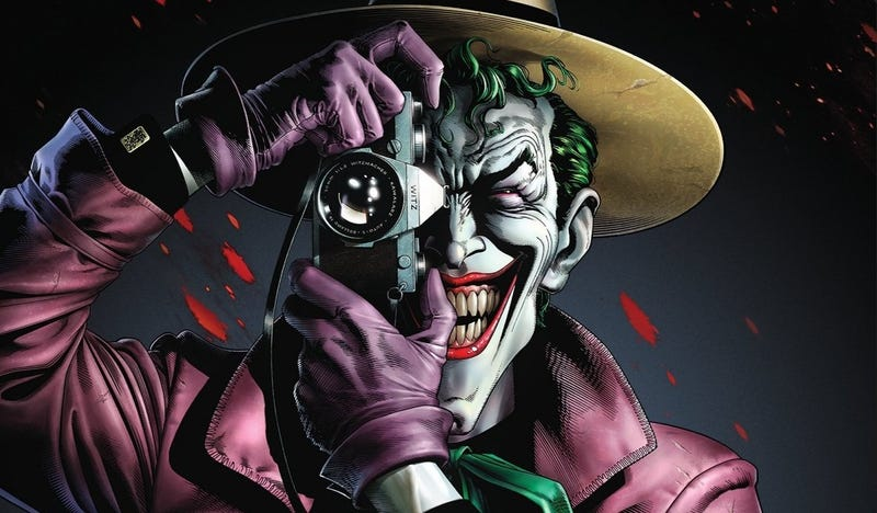 Illustration for article titled The Killing Joke es una de las historias más oscuras de Batman hecha película, y debes verla