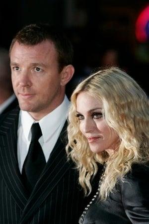 Illustration for article titled Madonna Gets The Kids,  Jessica Gets Support, And DMX Gets 90 Days