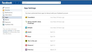Illustration for article titled Clean Out Your Facebook App Permissions as Part of Your Spring Cleaning Regimen