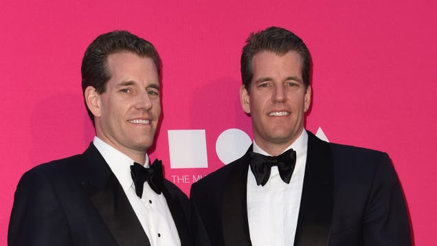 God Help Us, the Winklevoss Twins Are Co-Producing a Movie About Their Bitcoin Journey