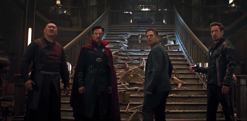 Illustration for article titled Tras los 70 personajes deInfinity War, en Avengers 4 veremos a otro Vengador más