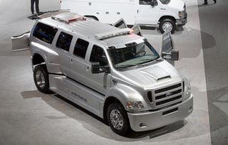 Chicago Auto Show: Alton Truck Company F650 Is An ...