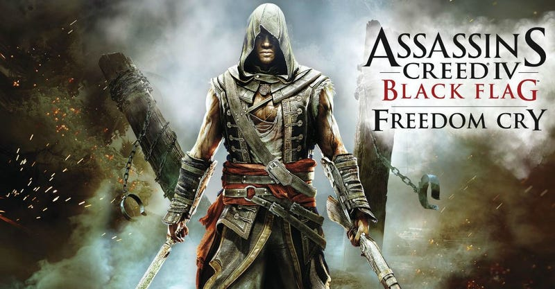 Illustration for article titled Clearing the Backlog: Assassin's Creed: Freedom Cry (PS3)