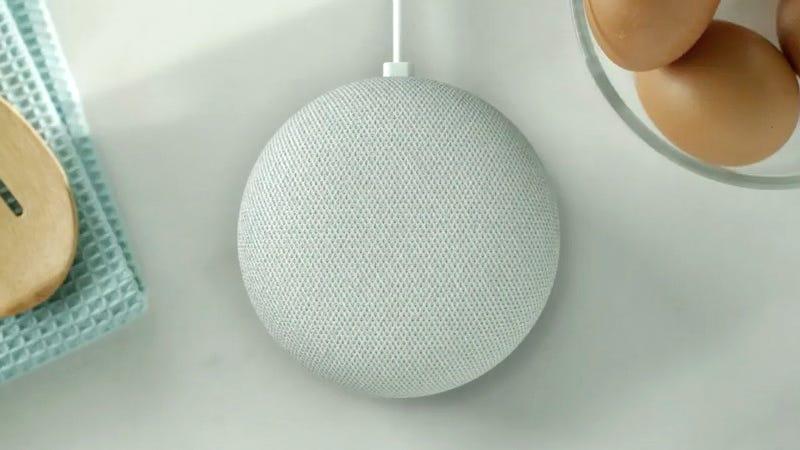 Pack de 2 Google Home Mini | $48 | Walmart