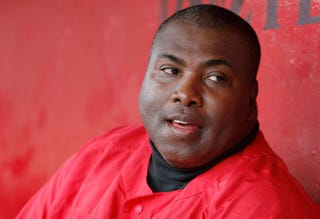 Illustration for article titled Tony Gwynn Is So Not Impressed With Your Baseball Analysis Technology