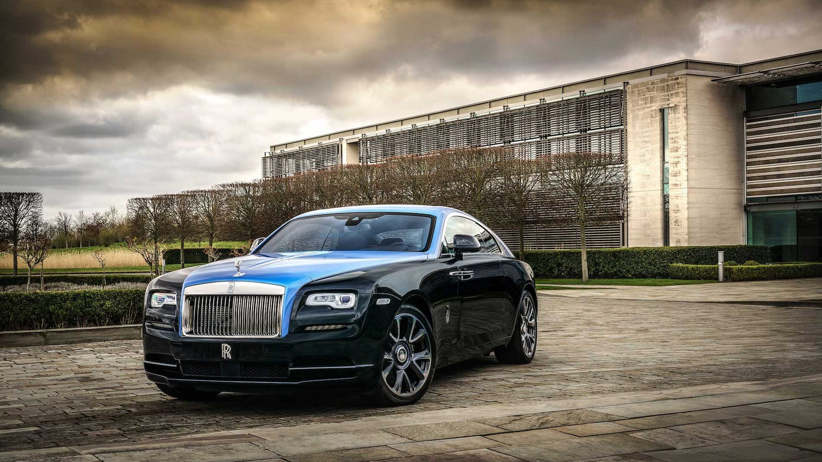 Rolls Royce Electric Car Price