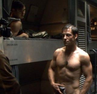 Battlestar Galactica Gay 111