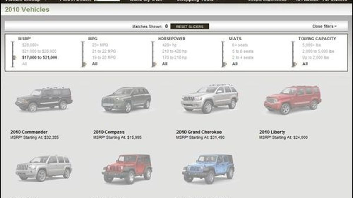 Jeep Thinks The Patriot Compass Are Too Cheap To Buy 2010 Engine Diagram