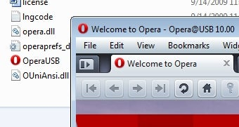 Illustration for article titled Opera 10 Portable Brings Speedy Browsing to Your Thumb Drive