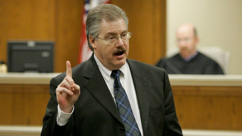 Illustration for article titled Making A Murderer Prosecutor Ken Kratz Is Writing a Book