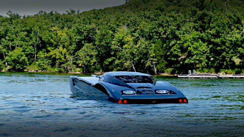 Q Marine Technology Buy this 2,700 HP Corv...