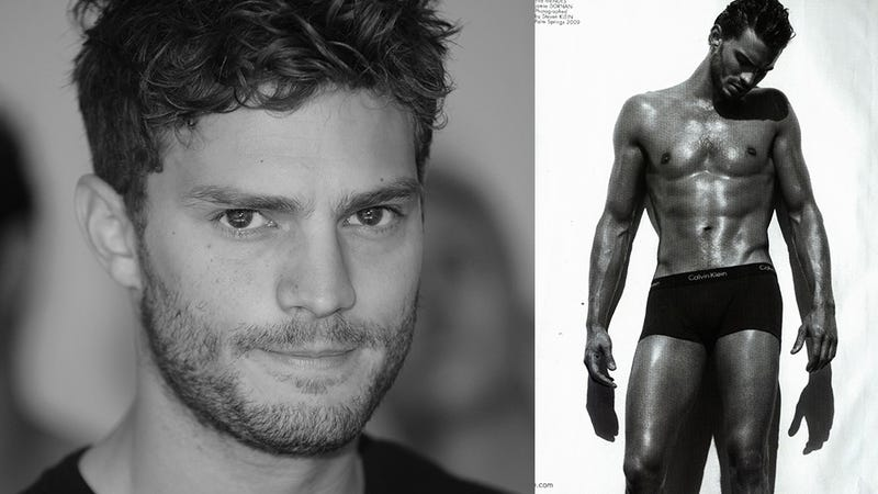 Illustration for article titled This Is Jamie Dornan, Your Scorching Hot New Christian Grey