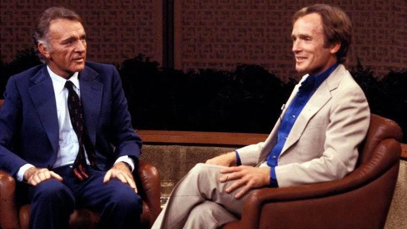 Illustration for article titled 10 Dick Cavett Show episodes that prove good conversation makes good TV