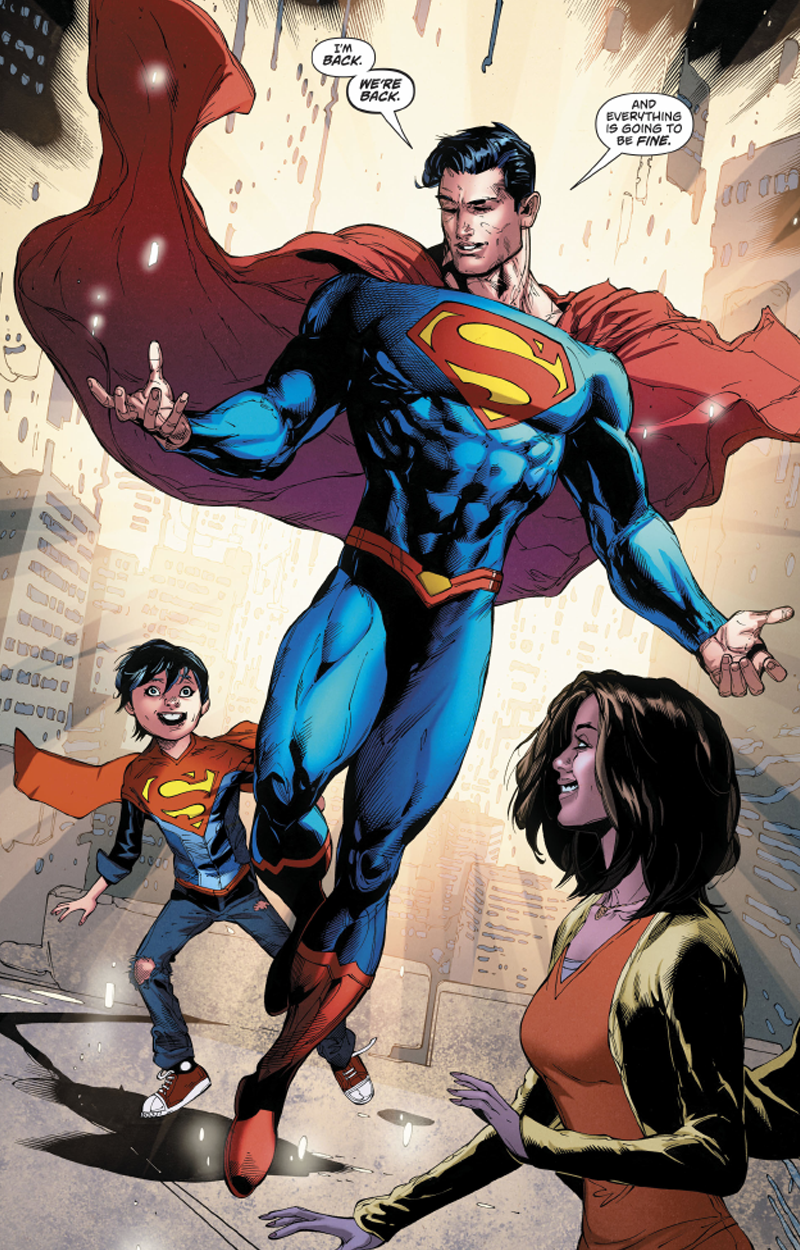 Superman Rebirth Tc Dc Universe Online Forums