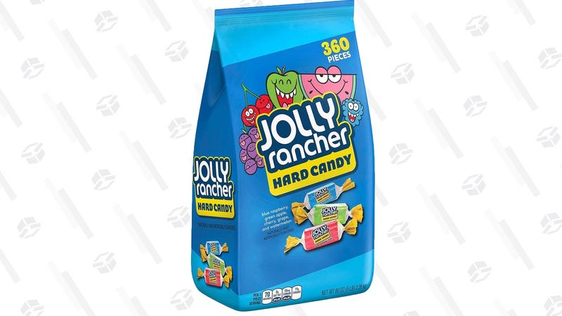 Five Pounds Jolly Ranchers | $9 | Amazon | Clip the $2 coupon