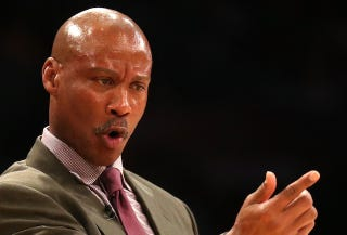 Illustration for article titled Byron Scott Says He Doesn't Believe In Analytics. No Shit.