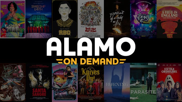 Alamo Drafthouse Saves Us From the Deluge of Bad Content With Its Curated Streaming Service