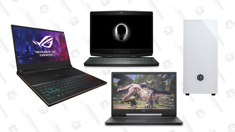 Intel Gamer Days Laptop Deals (Asus, CyberPower, and Dell) | Amazon