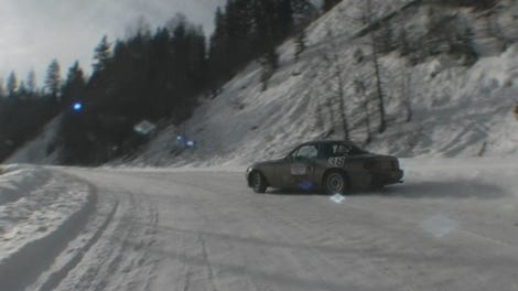 This Unholy Child Of A Miata And A Snowmobile Is Your New