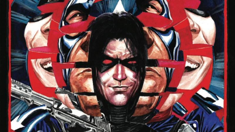 Illustration for article titled Exclusive Marvel preview: Bucky Barnes: The Winter Soldier #1 makes a breathtaking debut