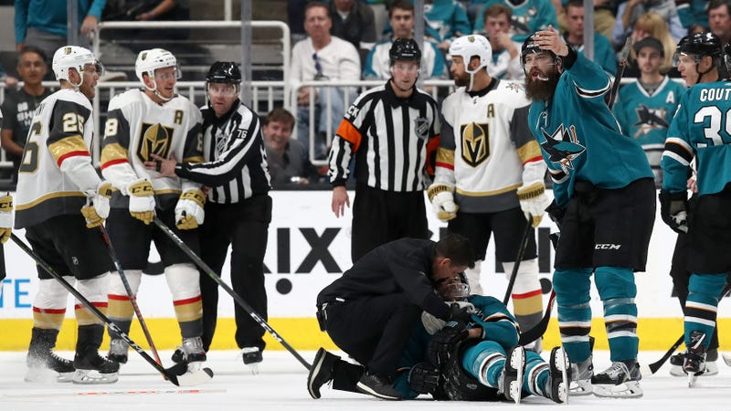 Illustration for article titled Vegas Says NHL Apologized For Game 7's Bad Call, And Those Referees Won't Work The Next Round