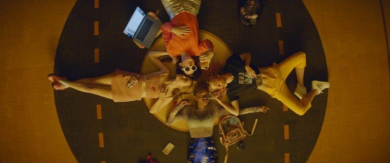 Illustration for article titled Intolerance gets Purged in Assassination Nation, a midnight movie more righteous than exciting
