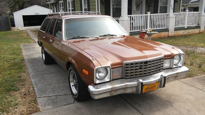 Illustration for article titled For $5,000, This 1978 Plymouth Volare Wagon Might Be Everything You Need And Nothing You Don't